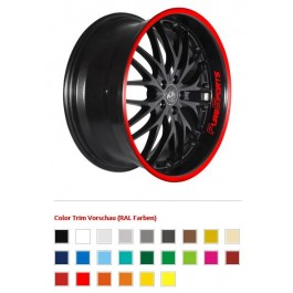 Voltec T6 Matt-Black Pure Sports RAL Farben